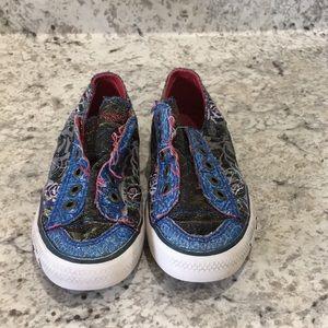 Ed Hardy Slip On Sneakers
